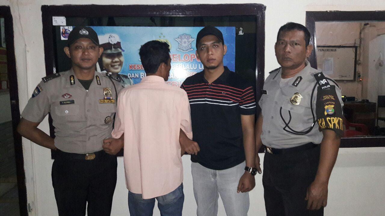 LAMPUNG POST | Pencuri Sarang Walet Dibekuk Tim Tekab 308 Polsek Batanghari