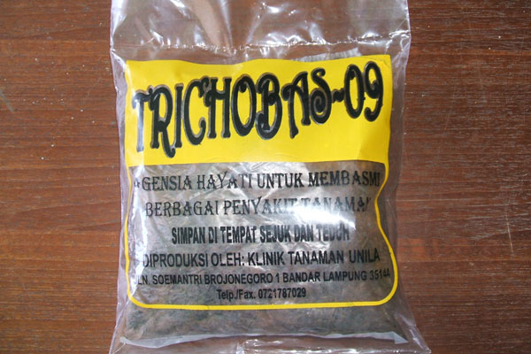 Tricobas 09 Tekan Penyakit Jamur