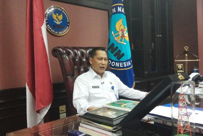 LAMPUNG POST | Ingin BNN Lebih Garang, Buwas Minta Pengganti Dirinya dari TNI
