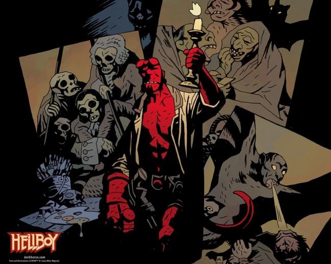 LAMPUNG POST | Film Terbaru Hellboy Sarat Kekerasan