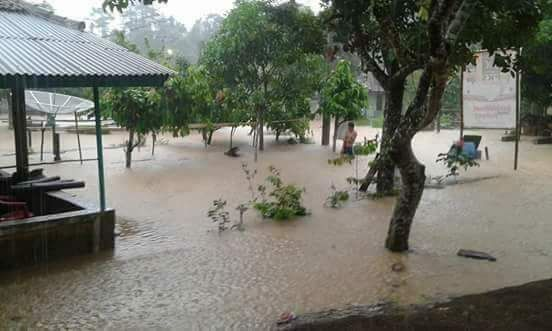 LAMPUNG POST | Banjir Setinggi Dua Meter Terjang Dompu NTB