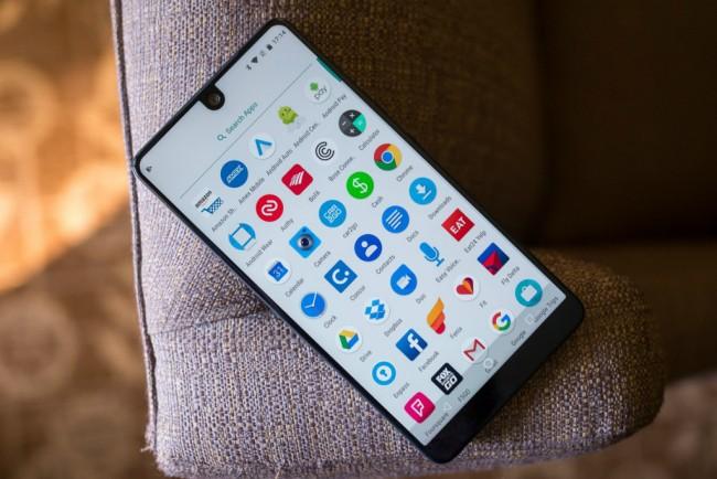 Essential Phone Update Pembaruan Keamanan