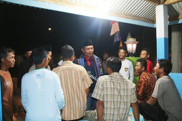 LAMPUNG POST |  Lewat Ronda, Mustafa Sosialisasikan Program Kece
