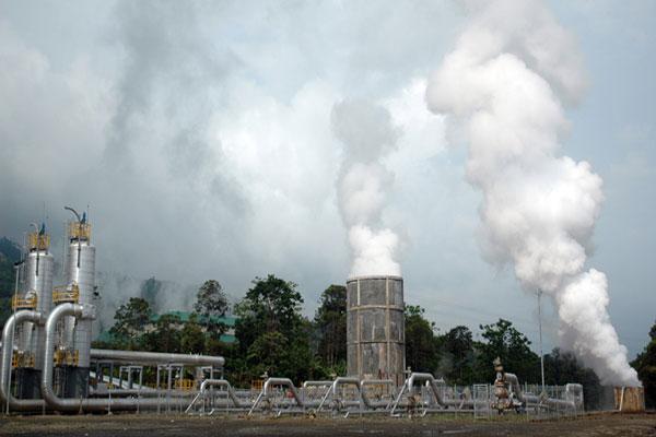Energi Panas Bumi untuk Lampung Terang