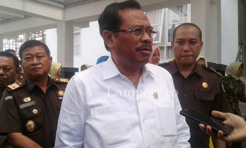 Kejakgung Sebut DPO Lampung Sakti-sakti