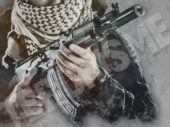 Polisi Sita Senapan dan Busur Panah dari Teroris di Banyumas