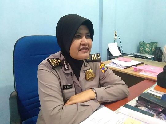 LAMPUNG POST | Polresta Bandar Lampung Terima Penitipan Barang Pemudik