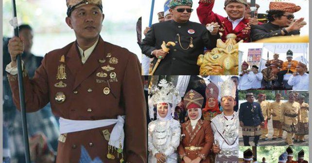 LAMPUNG POST | Bejuluk Beadek, Nilai Sosial Gelar Adat Lampung (1)