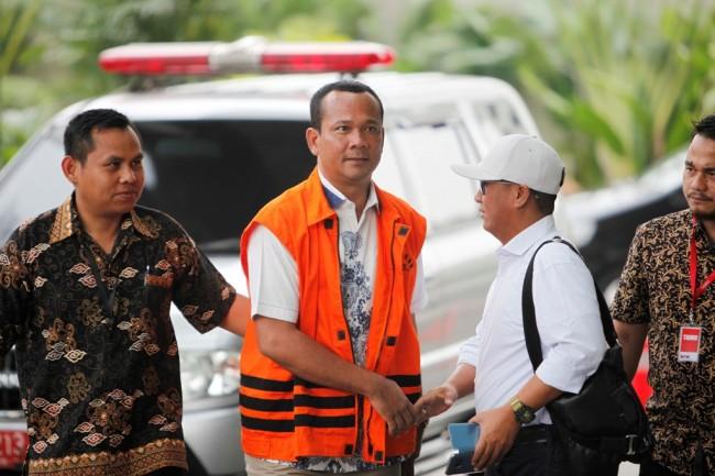 KPK Periksa Wakil Ketua DPRD Lamteng