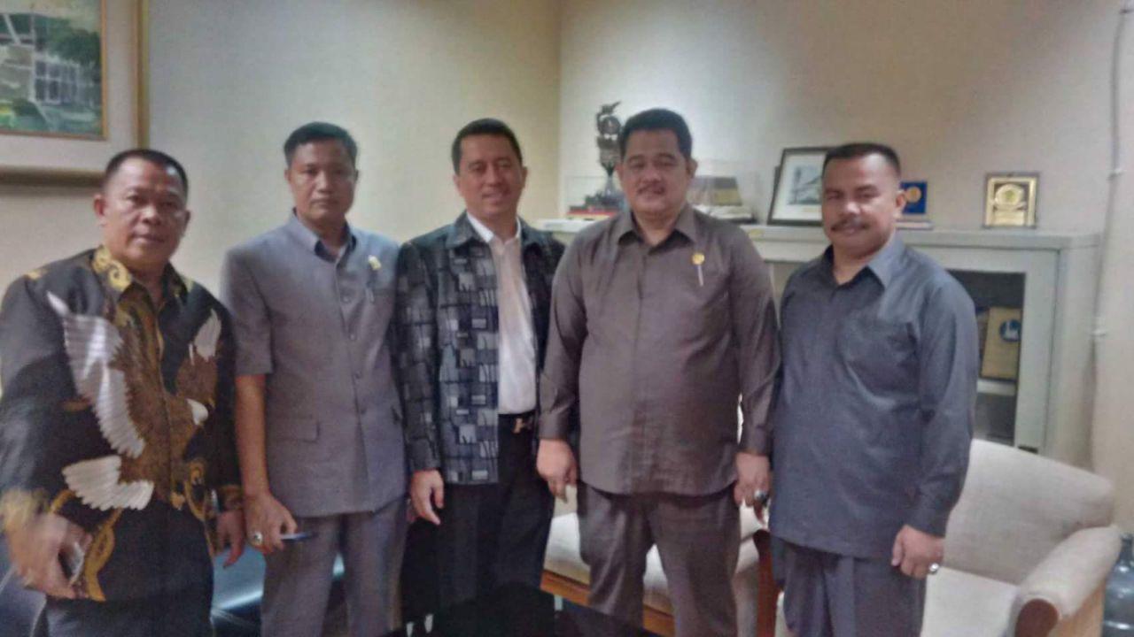 Pembahasan Raperda Pinjaman Daerah Tubaba di Batalkan DPRD
