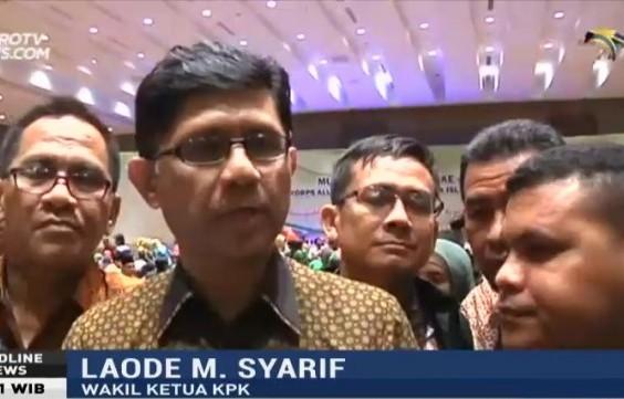 KPK Tetapkan 3 Tersangka OTT Suap DPRD Lampung Tengah