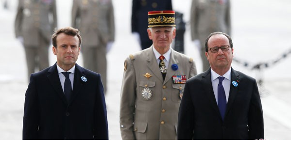 LAMPUNG POST   Francois Hollande Undur Diri