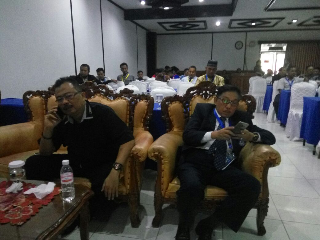 LAMPUNG POST | Edy Samsu Pimpin Asprov Lampung