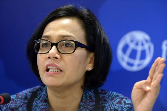LAMPUNG POST | Sri Mulyani: Kejahatan Siber Jadi Pembahasan Serius Negara G20