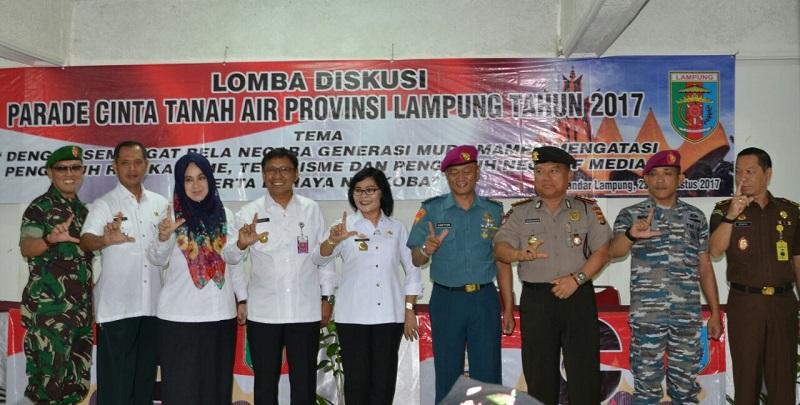 LAMPUNG POST | 64 Tim Lomba PTCA Perebutkan Dua Tiket ke Jakarta