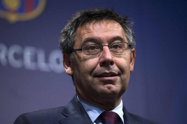 Puji Roma, Presiden Barca Minta Maaf Kepada Fans