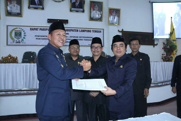 LAMPUNG POST | Mustafa Terus Genjot PAD Lampung Tengah