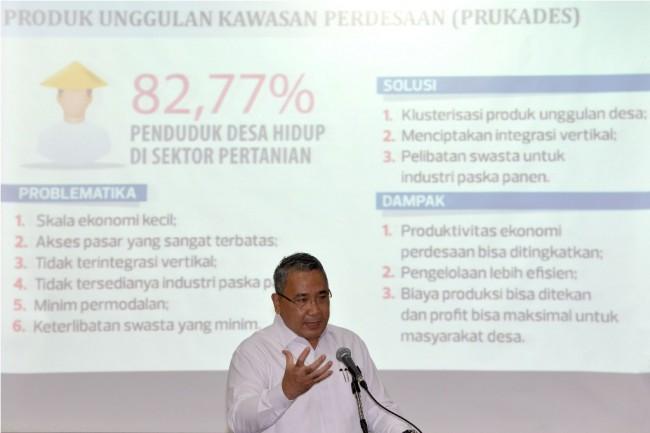 LAMPUNG POST | Saatnya Indonesia Kembangkan Model Transmigrasi 'Zaman Now'