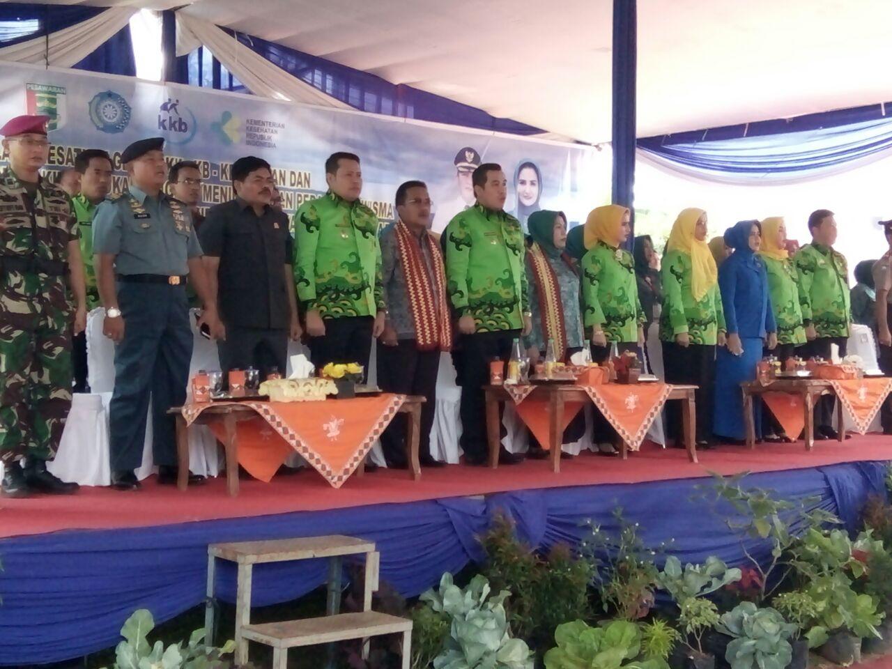 Desa Sinar Jati Diharapkan Wakili Lampung ke Lomba Tingkat Nasional