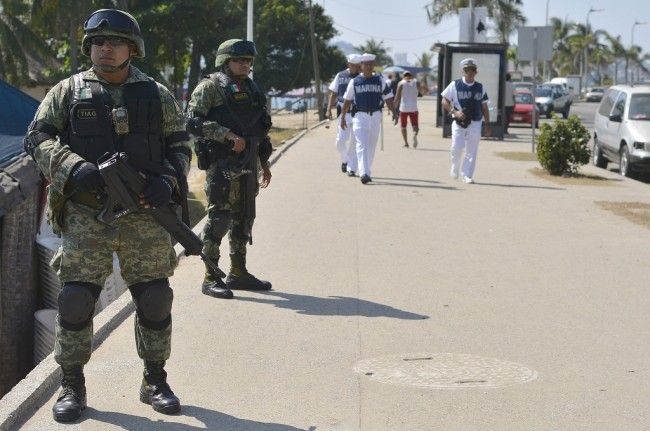 Meksiko Tangkap Gembong Kartel Narkoba yang Diburu Amerika