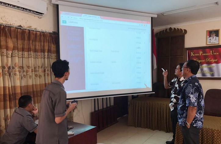LAMPUNG POST | KPU Lampung: Belum Ada Parpol yang Mengisi Data di Sipol
