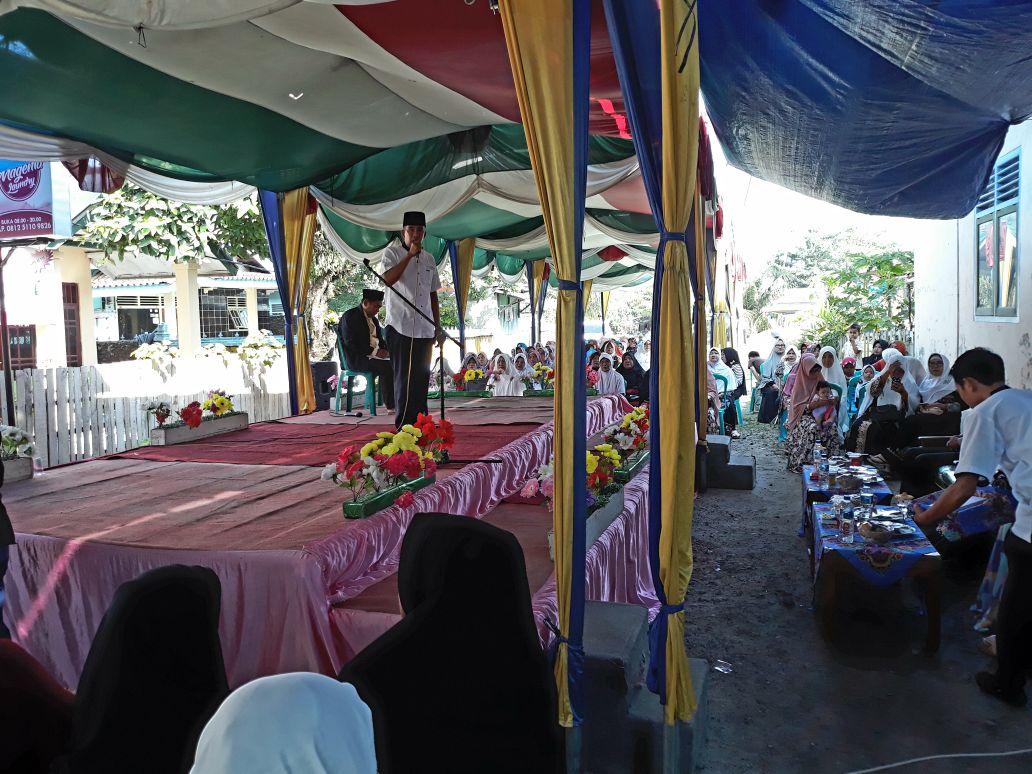 Sambut Ramadan, Pekon Kampung Jawa Gelar Pengajian Akbar