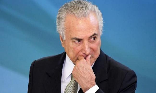 LAMPUNG POST | Brasil Gelar Voting untuk Depak Presiden