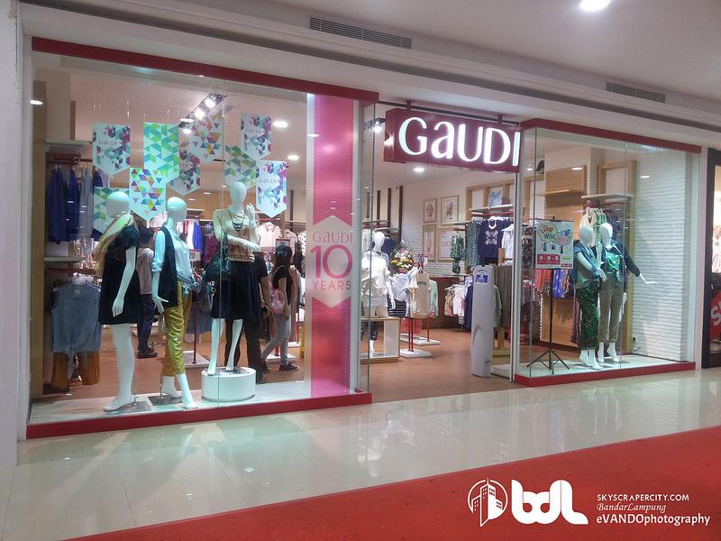 Gaudi Tawarkan Voucher Akhir Tahun