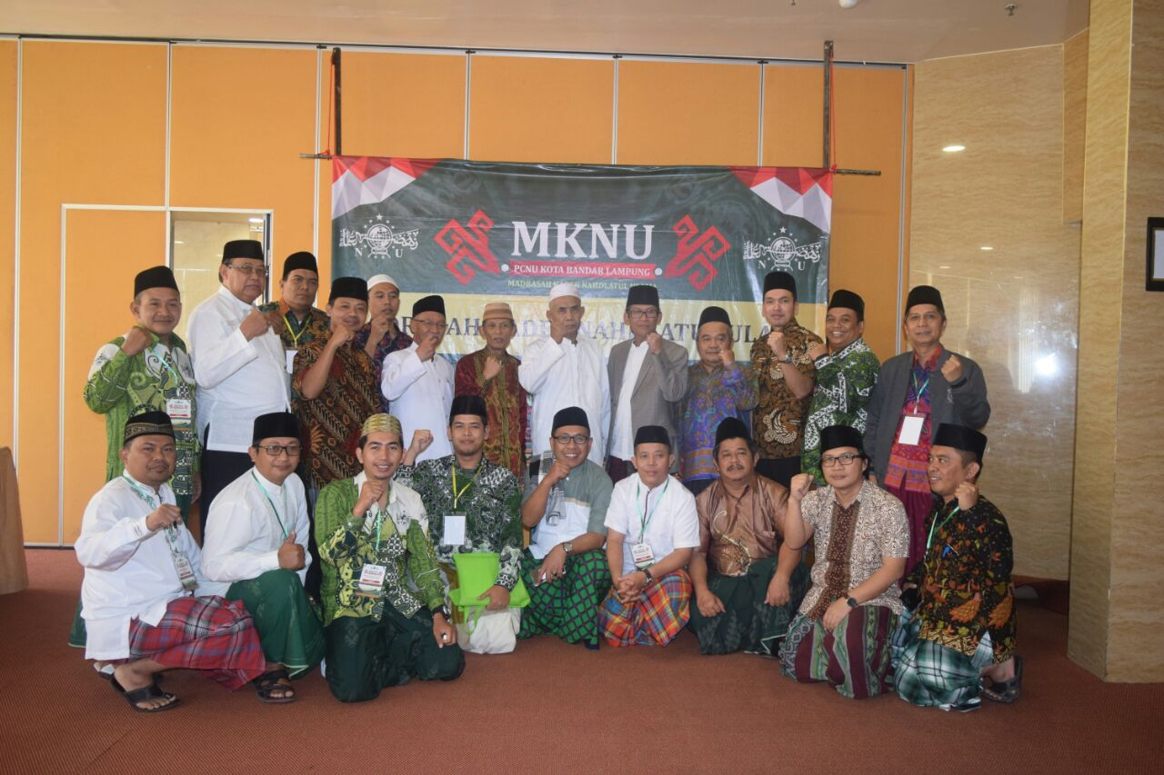 LAMPUNG POST | Kiai dan Cendikiawan Muslim Ikuti Madrasah Kaader NU