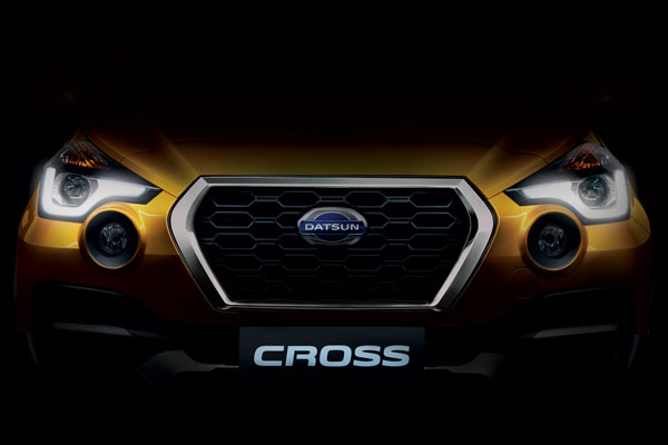 Datsun Luncurkan Cross 18 Januari