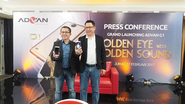 LAMPUNG POST | Advan G1 Raih Predikat Produk Terlaris versi Lazada dan Blibli.com