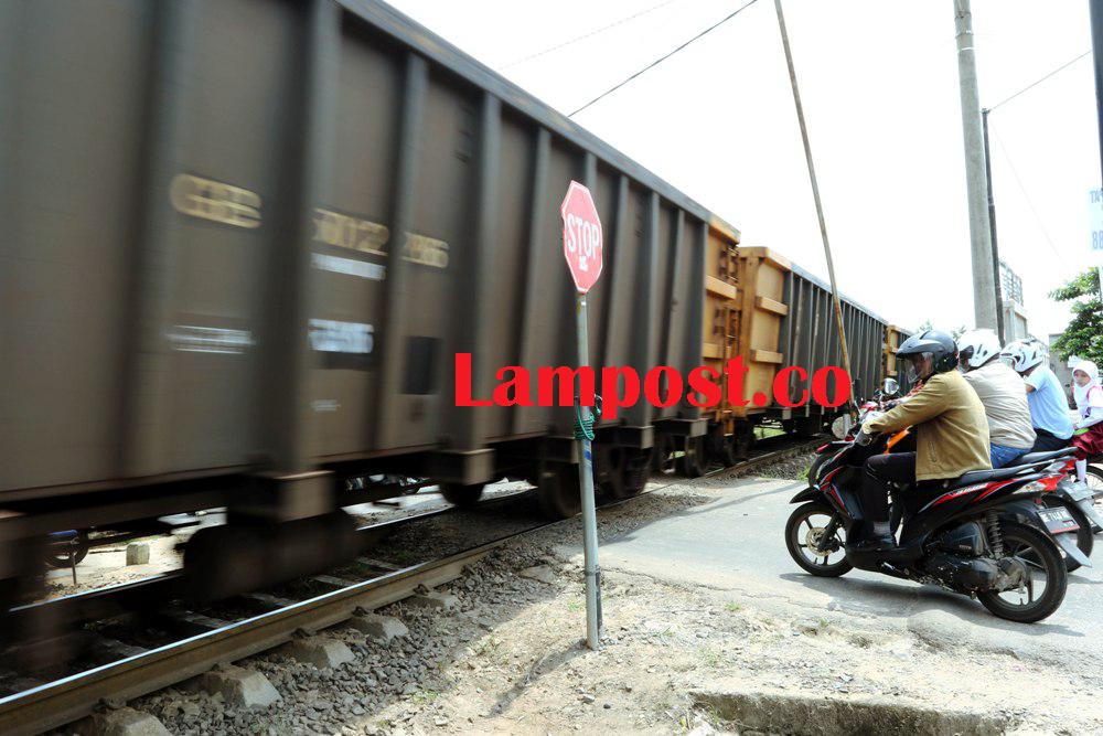 LAMPUNG POST | Dishub Gelar Rakor Antisipasi Kecelakaan Perlintasan Kereta