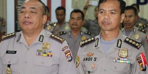 Kapolsek Padang Ratu Dicopot, Ini Kata Karo SDM