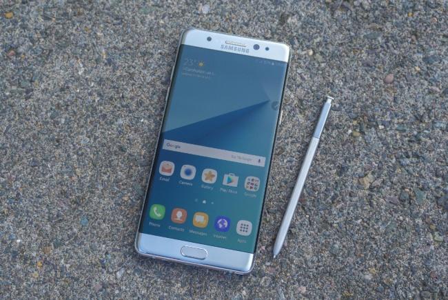 LAMPUNG POST   Samsung Luncurkan Galaxy Note 7 Rekondisi di Tiongkok