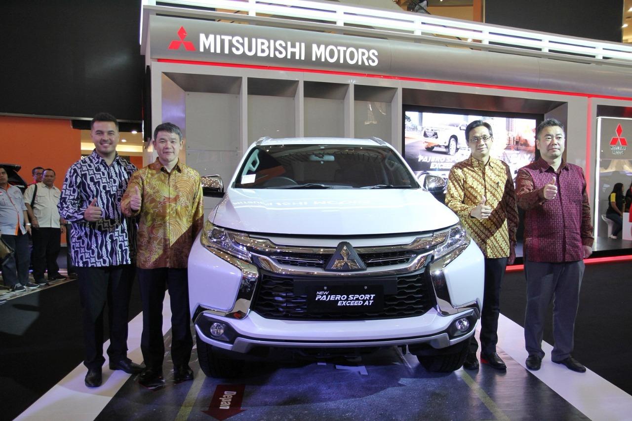 LAMPUNG POST | Mitsubishi Luncurkan Dua Varian Baru Pajero Sport Rakitan Lokal