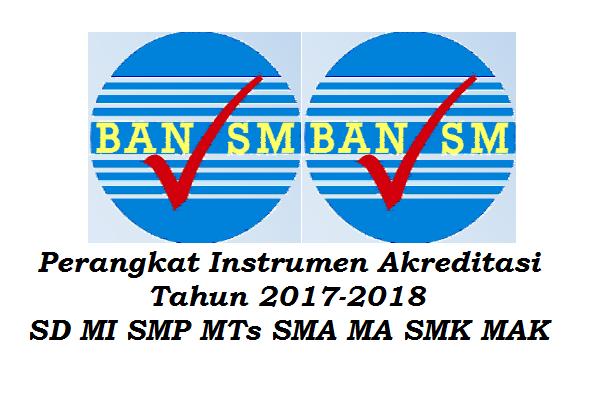 Akreditasi SMA/SMK Dibagikan Januari 2018