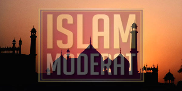 Kompetisi Muslim Moderat dan Islamisme Radikal