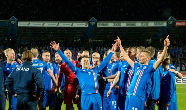 LAMPUNG POST | Fakta Menarik Dibalik Lolosnya Islandia ke Piala Dunia 2018