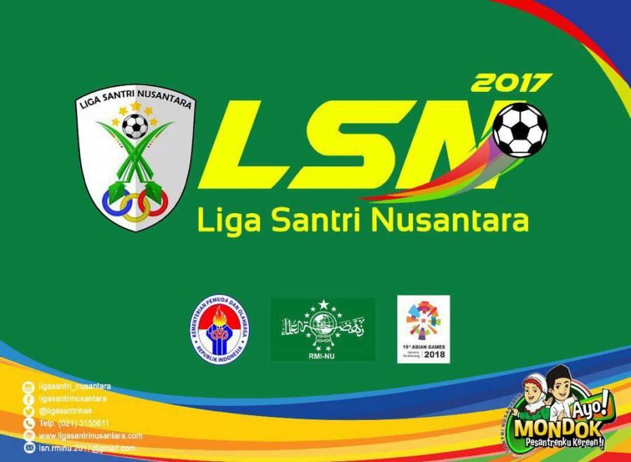 LAMPUNG POST | Mukhlis Dukung Liga Santri Nusantara Region Sumatera VIII Lampung