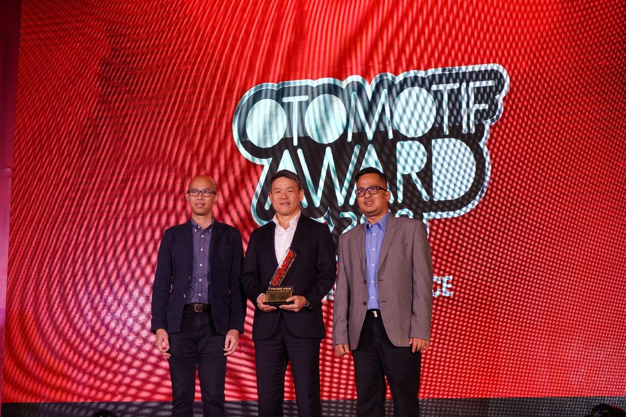 Mitsubishi Xpander Raih Car of The Year 2018