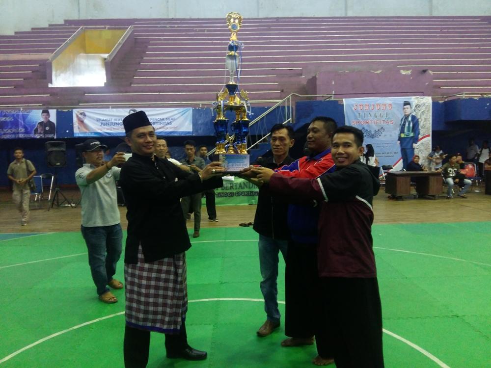 LAMPUNG POST | Lamsel dan Tanggamus Juara Umum IPSI Gubernur Cup