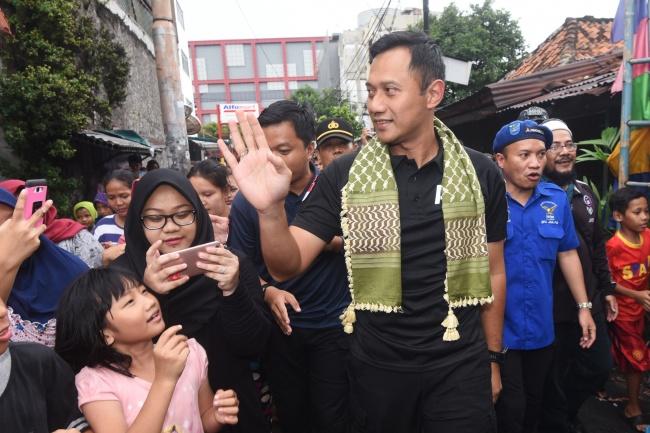 LAMPUNG POST | Ini Kesibukan Baru Agus Harimurti Yudhoyono