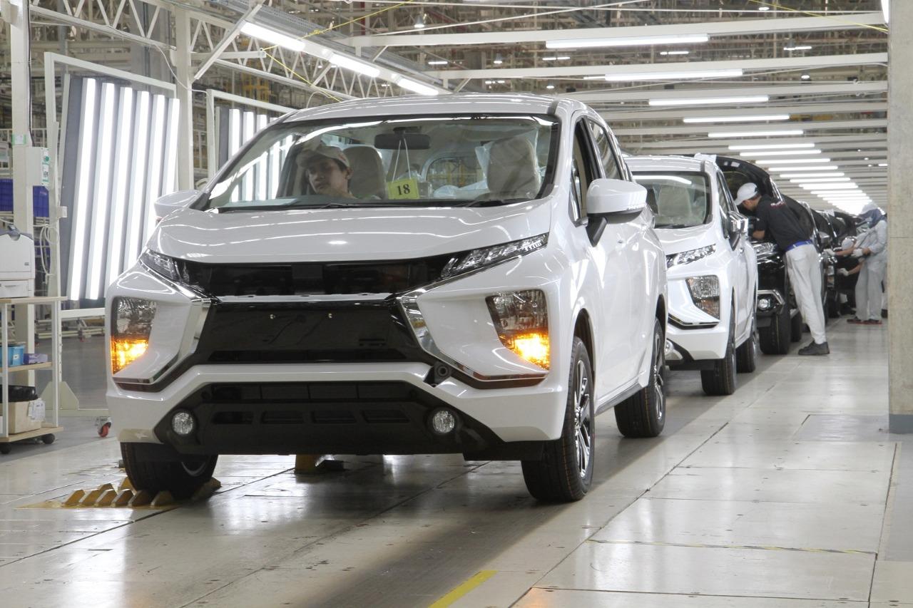 Banyak Peminat, Mitsubishi Genjot Produksi Xpander Hingga 10.000 Unit per Bulan
