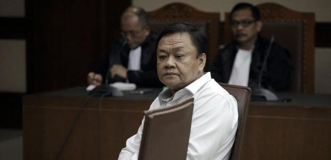 LAMPUNG POST | Pejabat Bakamla Dijatuhi Hukuman 4 Tahun 3 Bulan Penjara