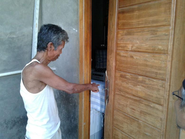 Korban Pembobolan Rumah di Way Kandis Pasrah