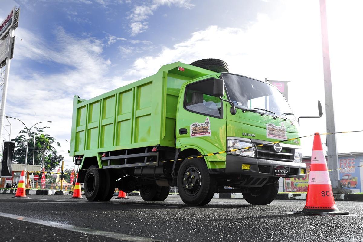 Hino Dutro Safety Driving Competition 2017 Sapa Medan
