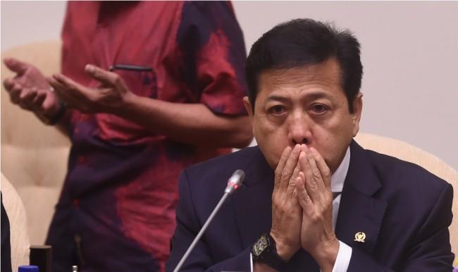 LAMPUNG POST | Masyarakat Anti-Korupsi Beberkan 'Dosa' Hakim Cepi