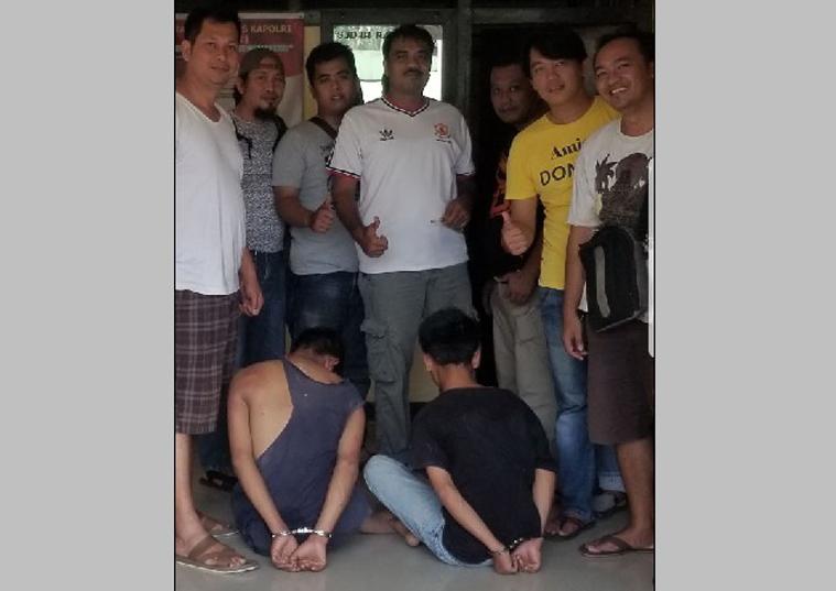 LAMPUNG POST | Polres Lamtim Tangkap Pencuri Uang Dana Desa Senilai Rp359 Juta