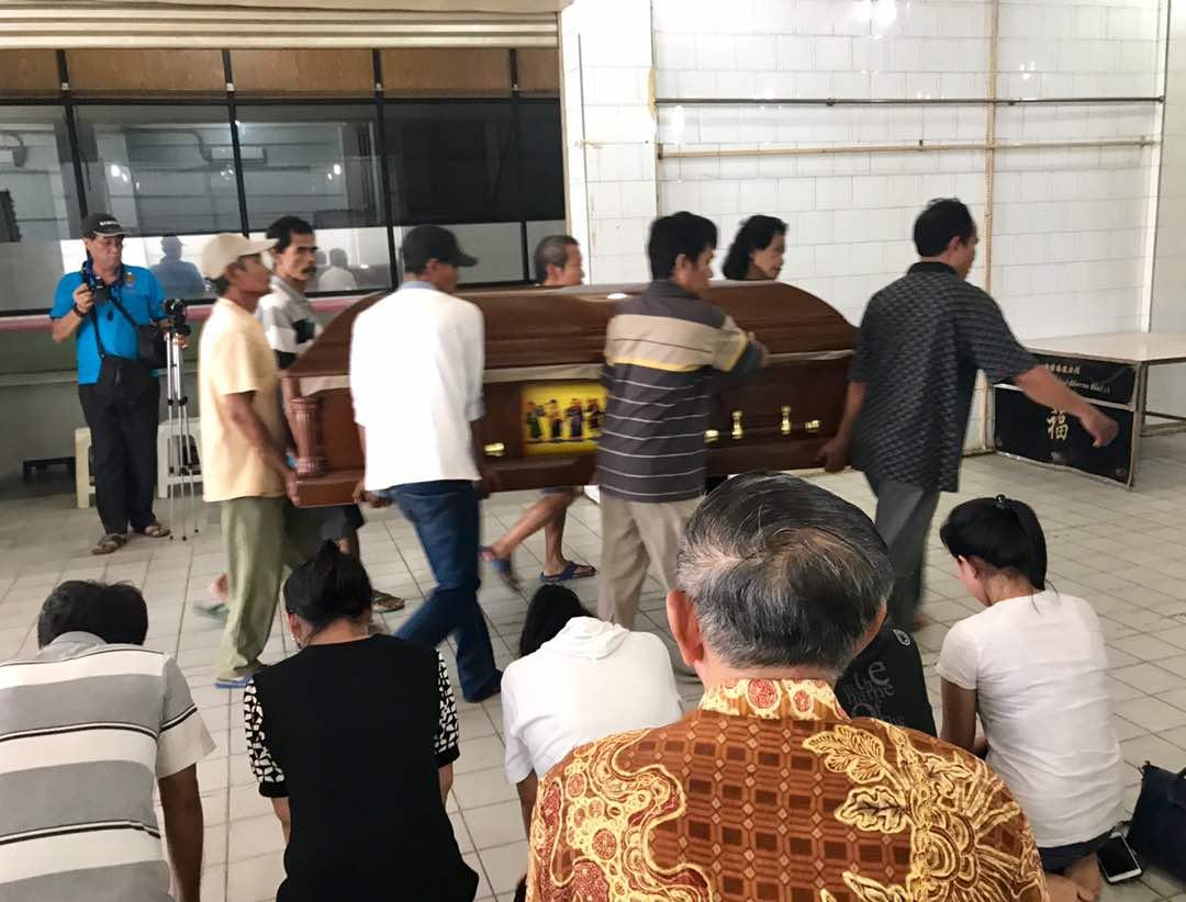 LAMPUNG POST | Tokoh Pendiri  PSMTI Lampung Kencana Sukma Berpulang