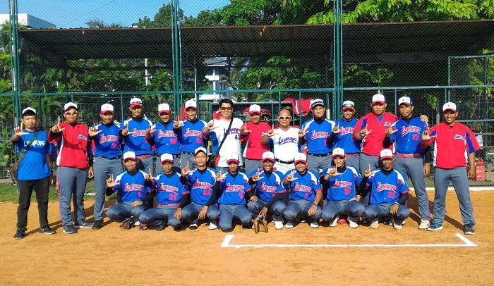 LAMPUNG POST | Sofbol Putra Lampung Belum Terbendung